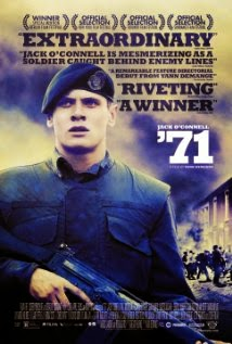 71 (2014) - Movie Review
