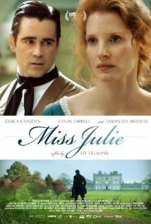 Miss Julie (2014) - Movie Review