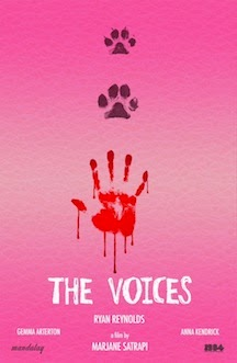 The Voices (2014) - Movie Review