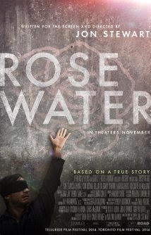 Rosewater (2014) - Movie Review
