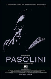 Pasolini (2014) - Movie Review