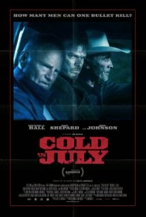 Cold in July (2013) - Movie Review