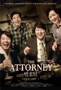 The Attorney (2013) - Movie Review