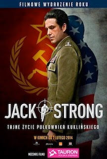 Jack Strong (2014) - Movie Review