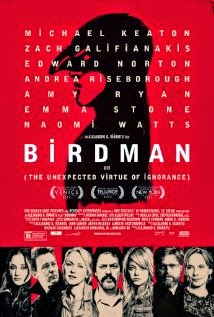 Birdman (2014) - Movie Review