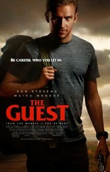 The Guest (2014) - Movie Review
