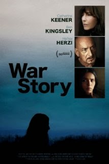 War Story (2014) - Movie Review