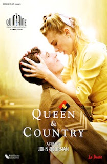 Queen and Country (2014) - Movie Review