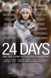 24 Days (2014) - Movie Review