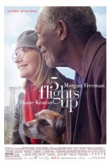 5 Flights Up (2014) - Movie Review