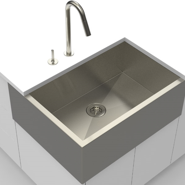 JULIEN Modern kitchen sinks and faucets