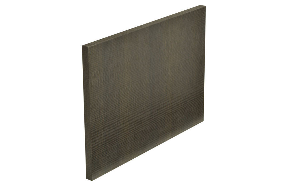 Textured laminate door