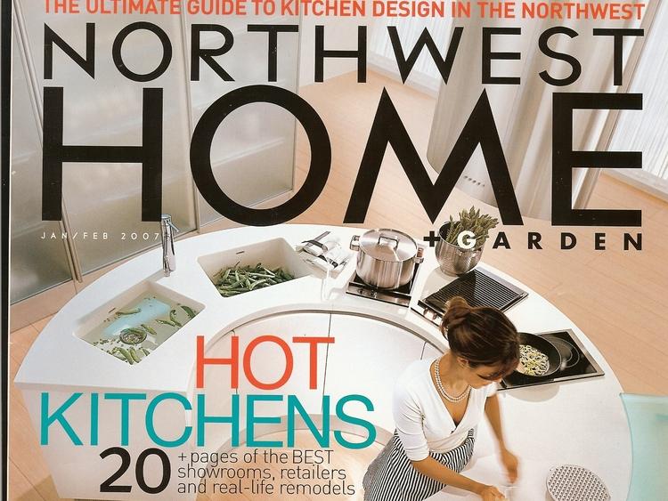 NW HOMES & GARDEN 2007