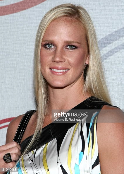Holly Holm, UFC Fighter