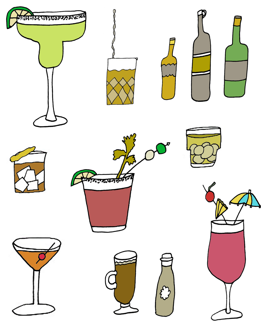 cocktail drink beverage drawing illustration nicole stevenson studio.jpg
