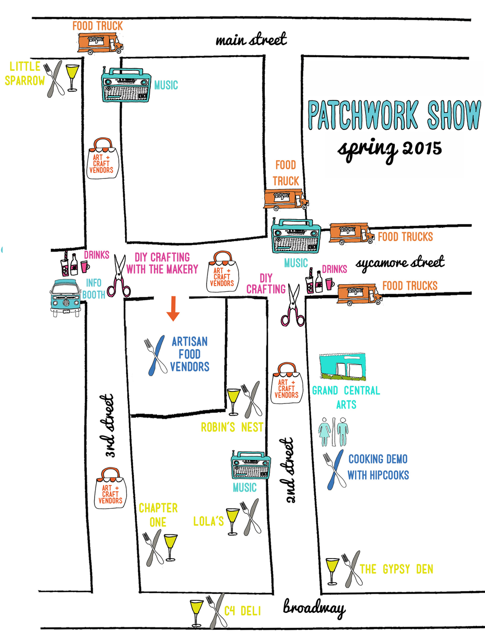 patchwork show craft fair custom illustrated design map.jpg