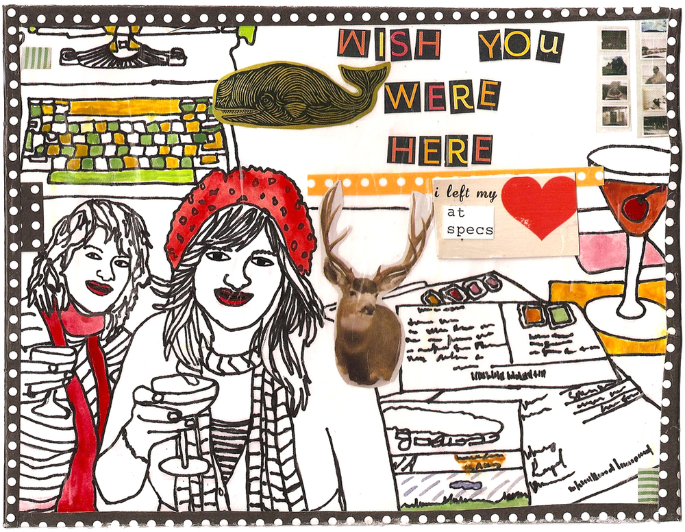 wish you were here mixed media collage nicole stevenson studio.jpg