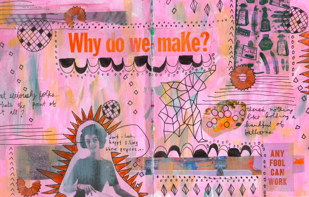 why do we make mixed media collage nicole stevenson studio.jpg