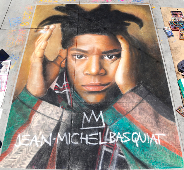 Chalk Art -