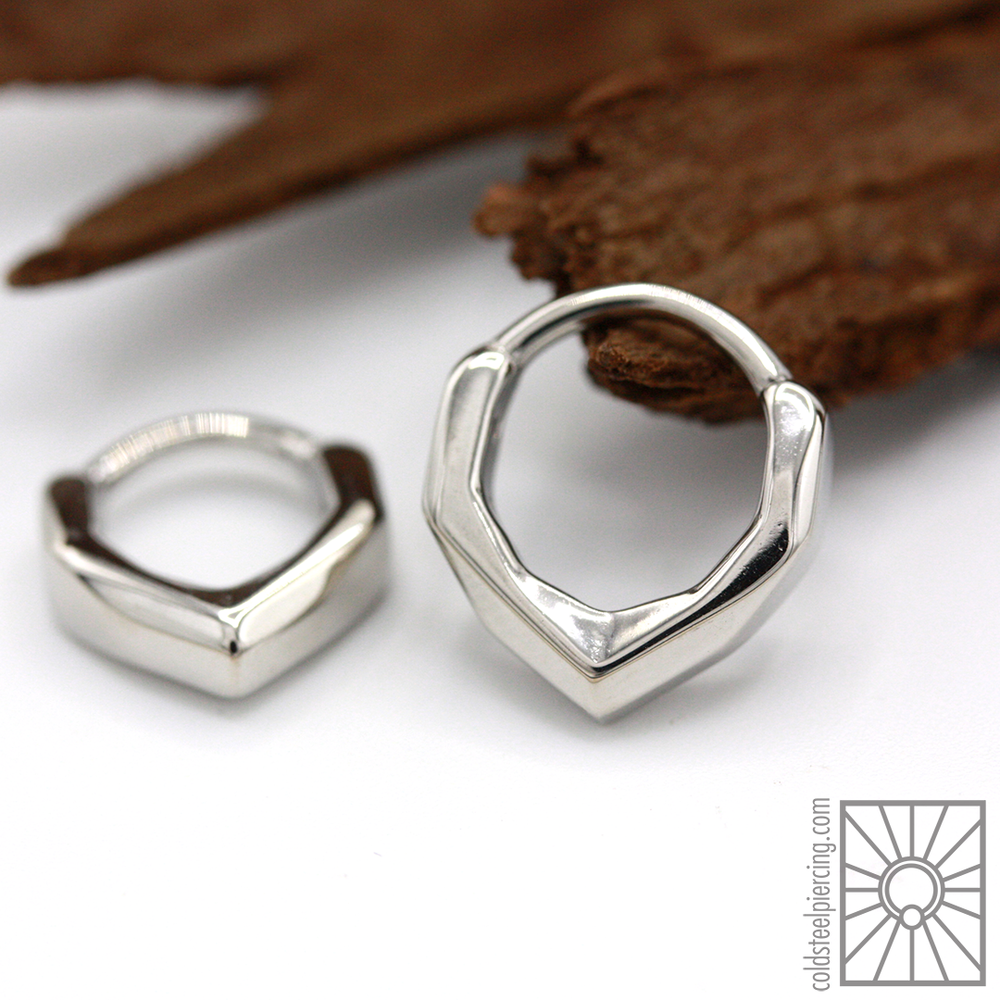 "One of our favorites from the new line from Tether Jewelry, the ""Archive""."