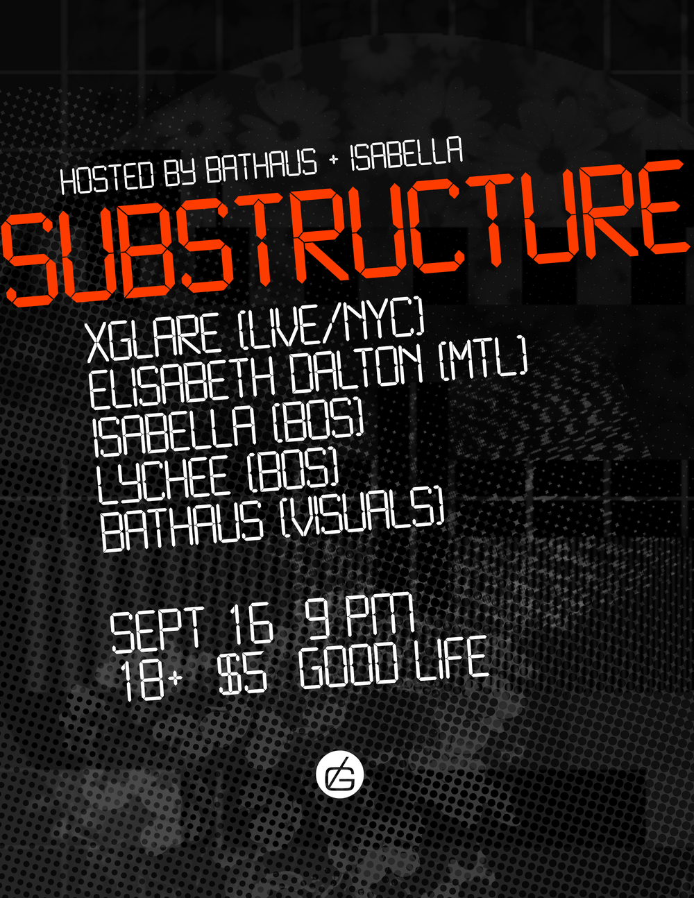 Substructure Flyer