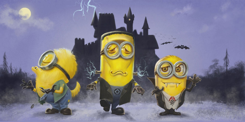 Minion monsters