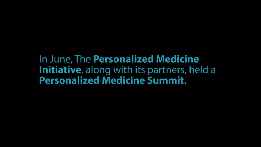 Conference Summary: Personalized Medicine Summit, UBC (video)