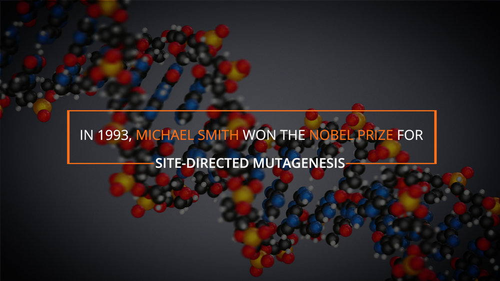 25th Anniversary of Michael Smith's   Nobel Prize in Chemistry (video)