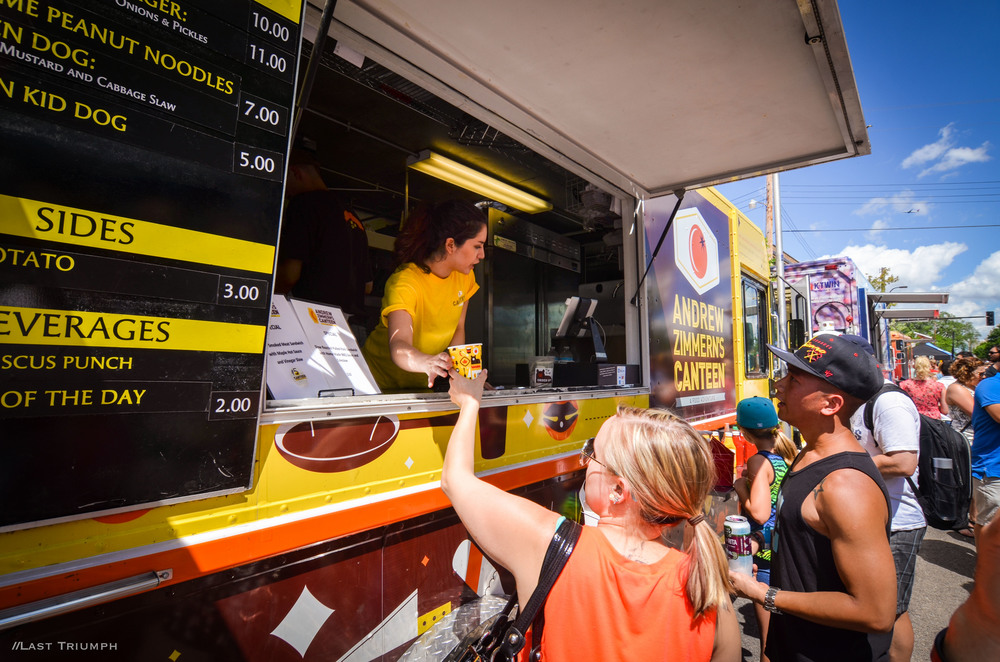 Uptown Uptown Food Truck Festival