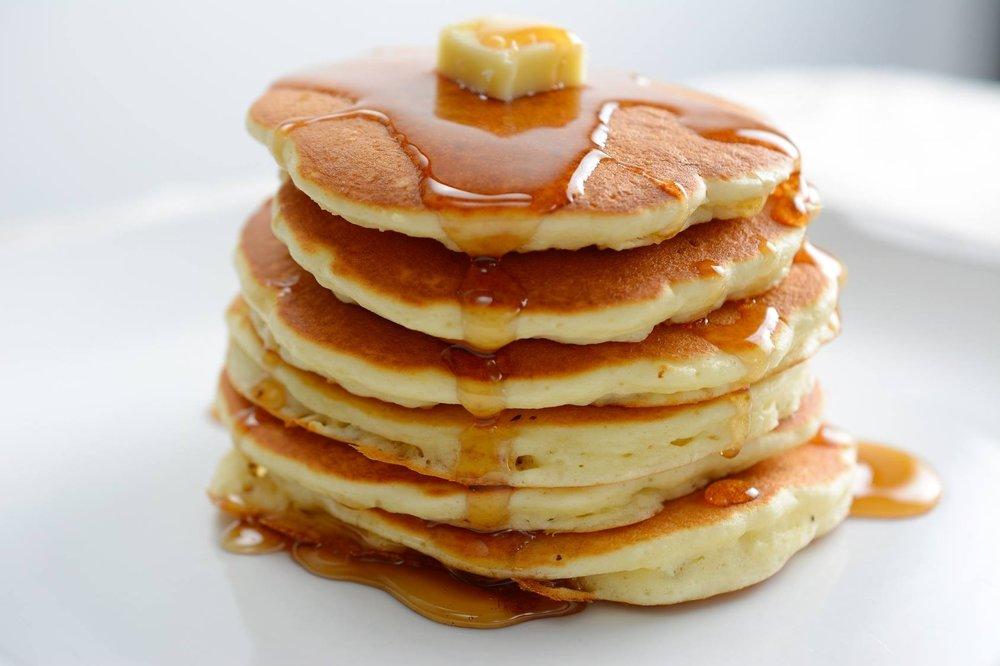 Easter Sunday - April 1, 201811:30am Pancake Brunch