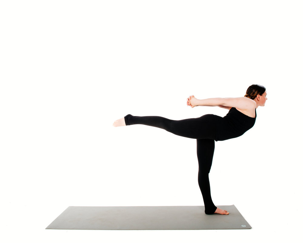 One of the many poses we will explore during our yoga flow.
