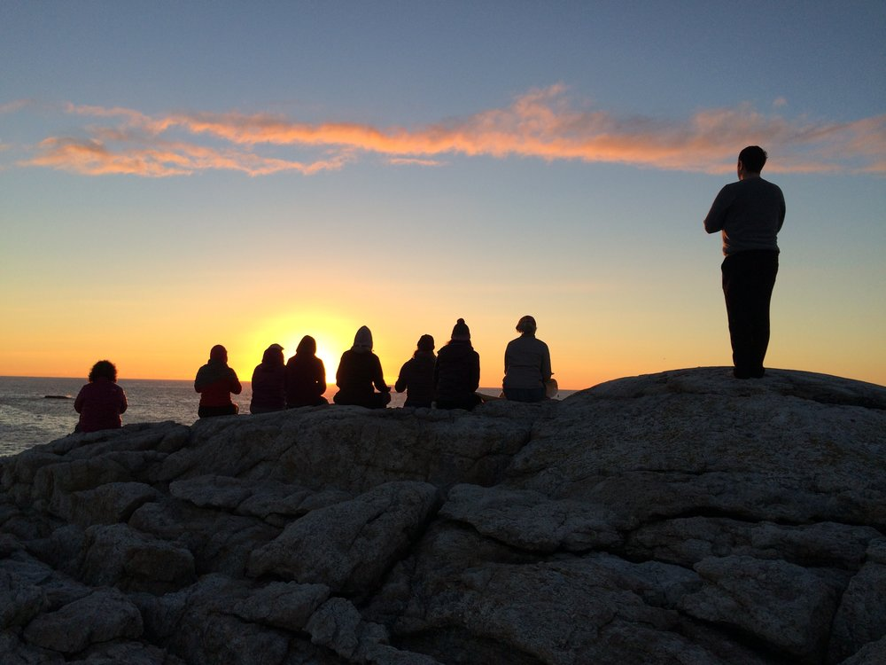 Star Island, NH | Sunrise Meditation