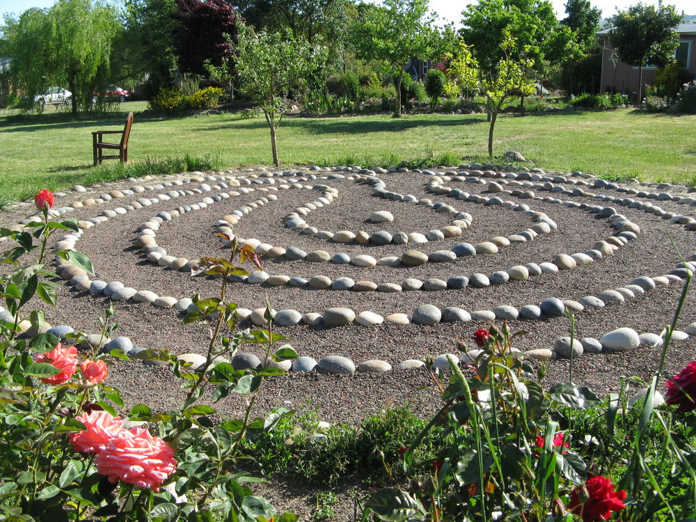 LabyrinthSonomaAshram