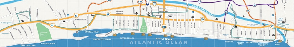 Myrtle beach wedding chapels myrtle beach wedding venues for East coast beach wedding locations