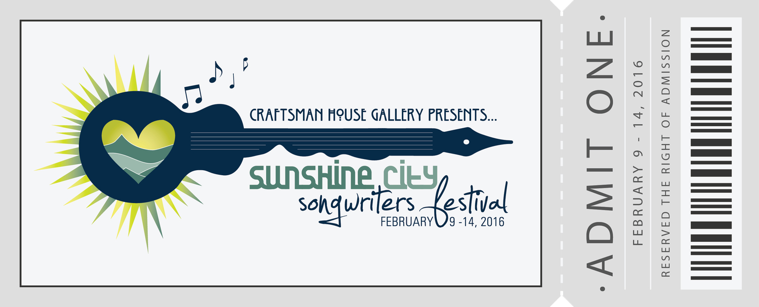 Sunshine City Songwriters Festival