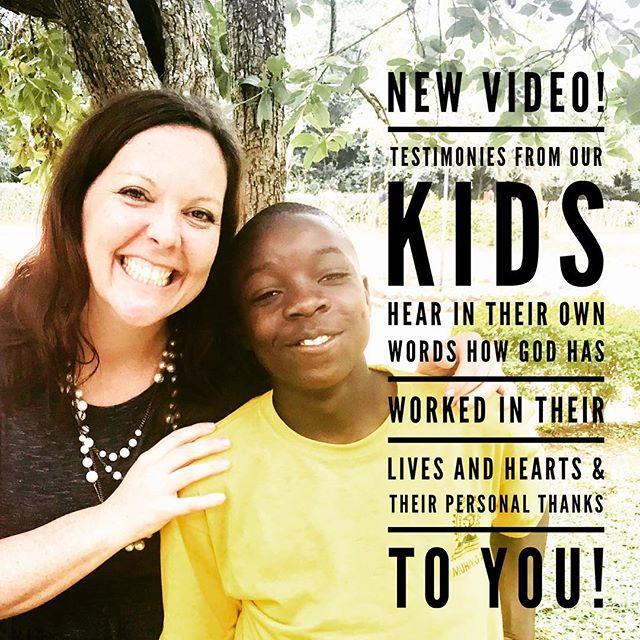 Check out the new video testimonies from our kids-link in my bio! Love these kids so much. Knowing the stories behind each of their lives and situations makes me love seeing them even more.  Sent out a newsletter this weekend-check those spam folders!