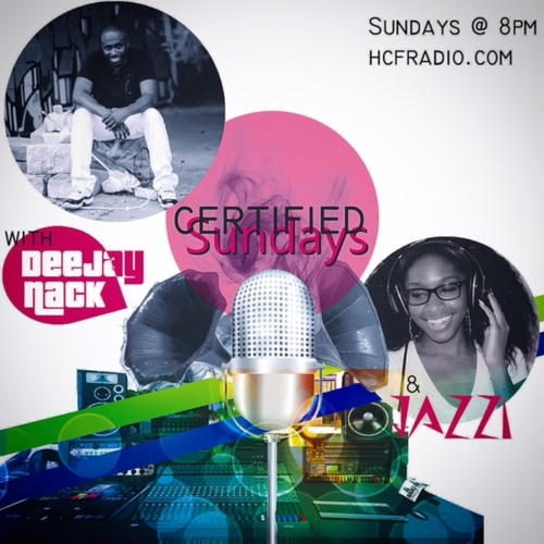 CERTIFIED SUNDAY'S 8-10PM -