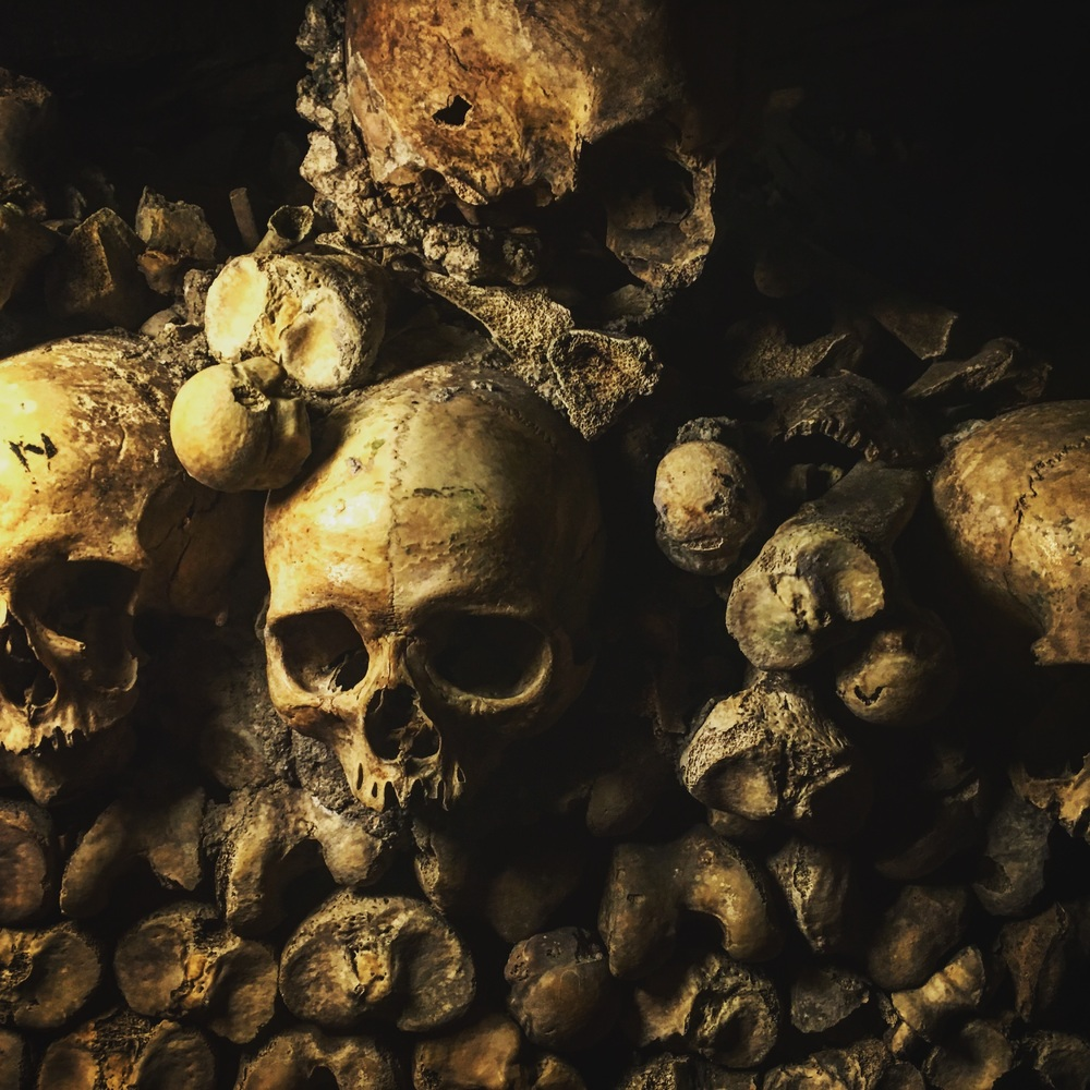 The Best Time Of Day To Visit The Paris Catacombs Getting In The Map