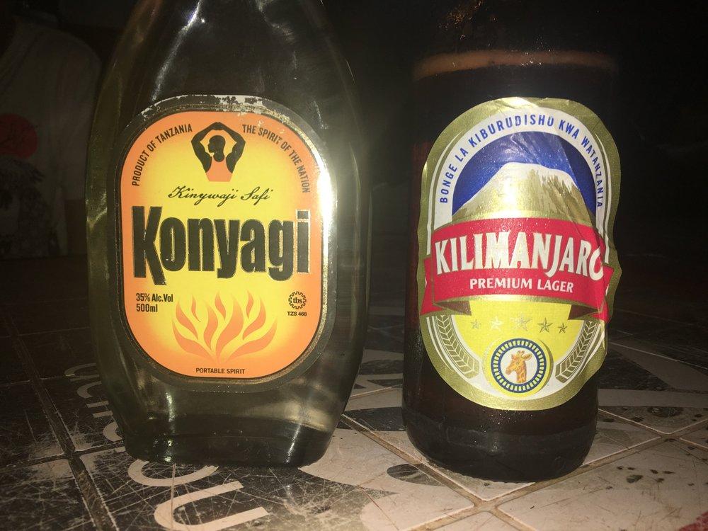 When in Tanzania, Drink Like A Tanzanian