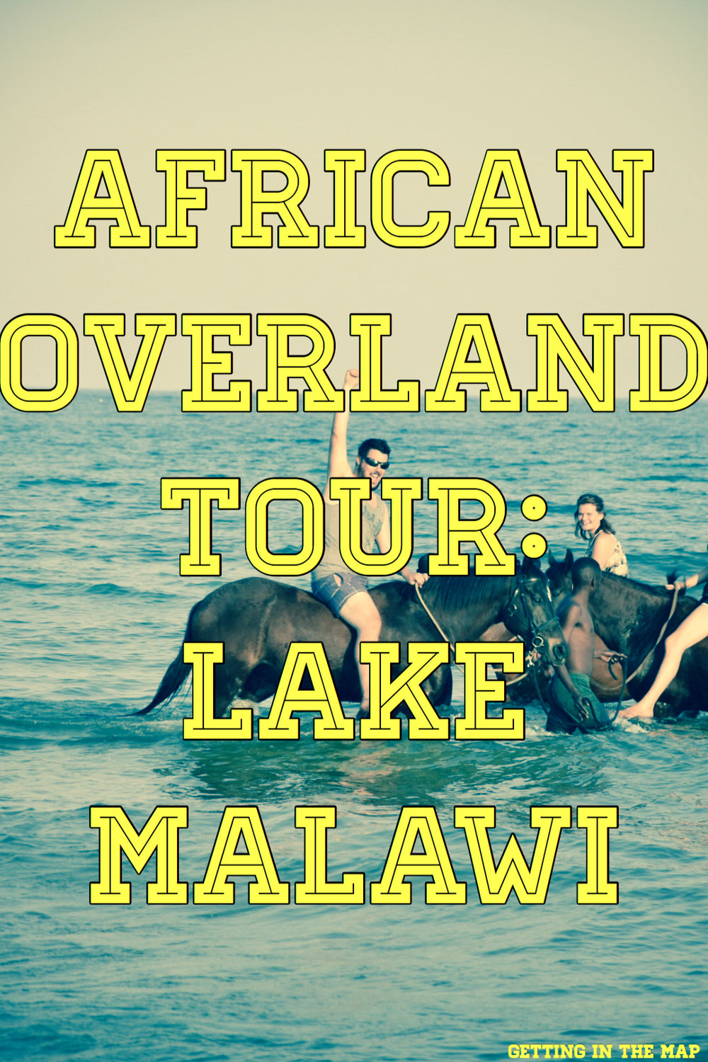 Lake Malawi Africa Map.African Overland Tour Lake Malawi Getting In The Map