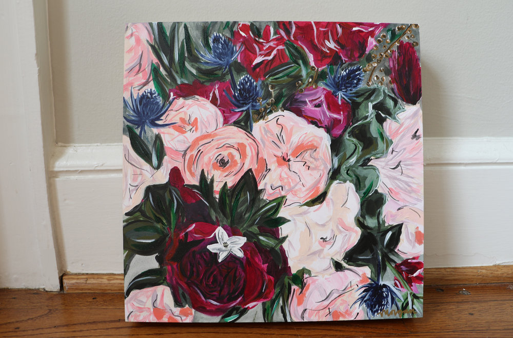 Morgan Rollinson Bridal Bouquet Painting.JPG