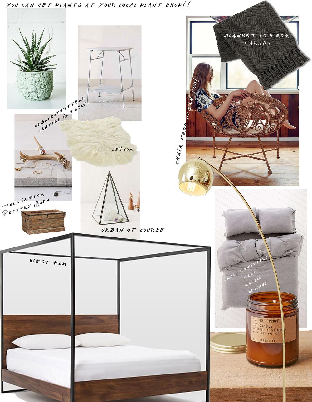 All products from...u  rbanoutfitters.com  |  target.com  |  cb2.com  |  westelm.com  |  potterybarn.com