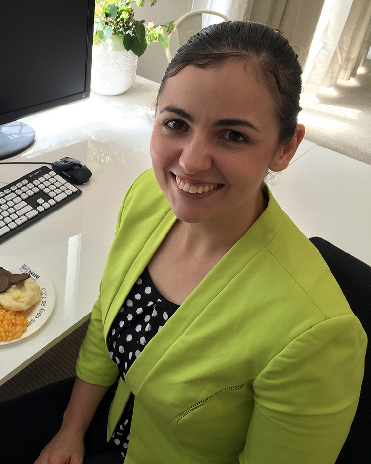 Our Dietitian (or dietician if you are english!) Andrea is also a credentialed diabetes educator based at The Diabetic GP medical centre in Hyde Park, Townsville.