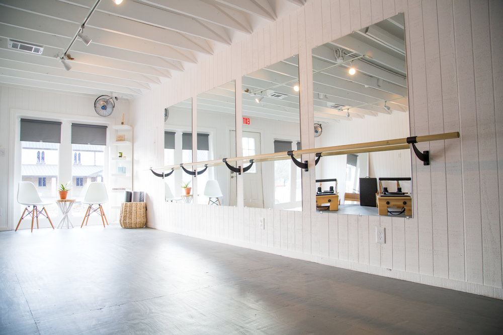 Restored Motion Pilates & Yoga Studio