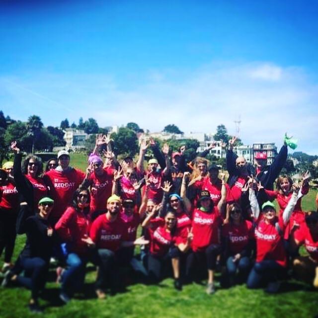 Corporate teambuilding fun social good