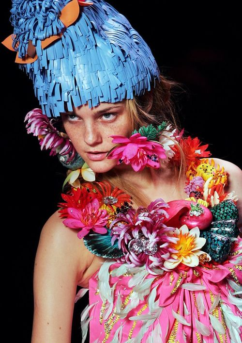 John Galliano, Embellishment