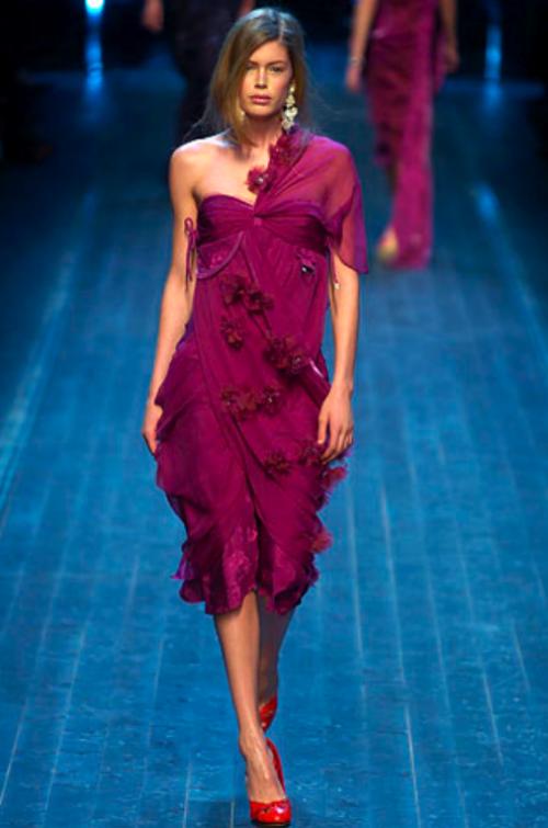 Christian Dior F/W 2005