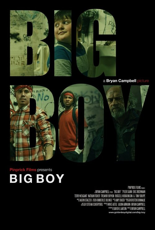 Fueled Creative's Award winning short - BIG BOY