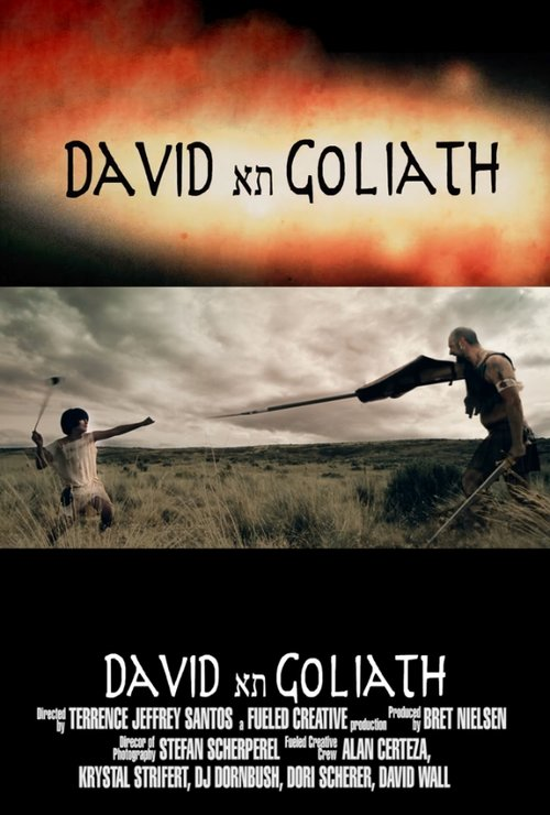 Fueled Creative's Short - David & Goliath
