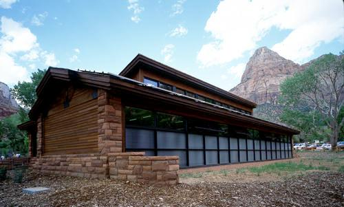Zion National Parks (Photo Courtesy of NREL)